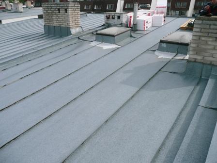 Izolace ploche strechy